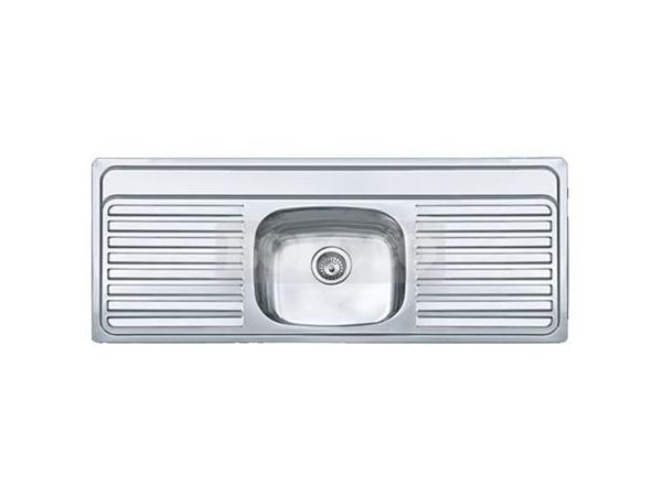 Double Drainboard Kitchen Sink Stainless Steel Kitchen