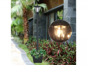 ST6221HP Solar Lamp Post Lights