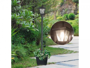 ST4220SSP4-A Solar Lamp Post Lights