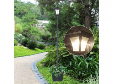 ST4212SSP4-A Solar Lamp Post Lights