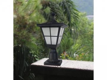 Post Mount Solar Powered LED Light, ST4214Q LED Light