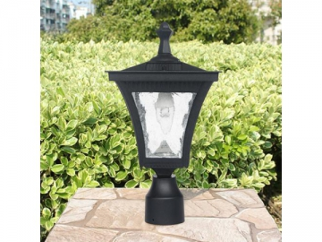 Outdoor Cast Aluminum Pier Mount LED Light, ST4212Q-A LED Light