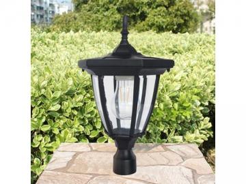 Cast Aluminum Post Mount Solar LED Light, ST6221Q-A LED Light