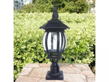 Outdoor Cast Aluminum Post Mount LED Light, ST6220Q LED Light