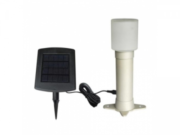 Flanged Base Solar LED Path Light, KS03-25SP LED Light