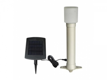Spilt Panel Solar Powered LED Path Light, KS03-26SP LED Light