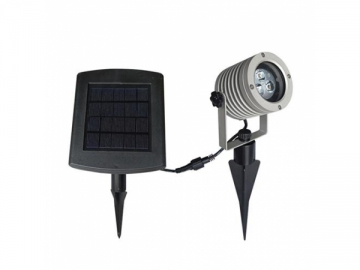 Landscape Waterproof Solar LED Spotlight, KSP-0304SP LED Light