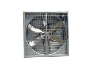 Shutter Mount Exhaust Fan