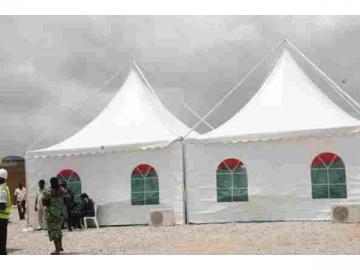 Outdoor Heavy Duty Window Sidewall Tent