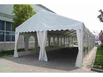 Outdoor Window Sidewall Frame Tent