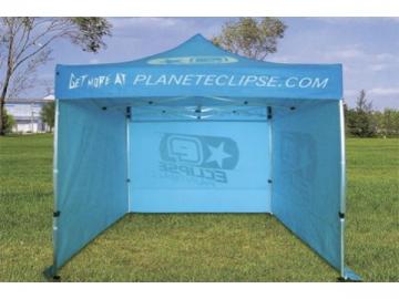 PVC Sidewall Pop Up Tent