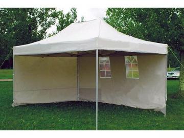 Window Sidewall Easy Pop Up Tent