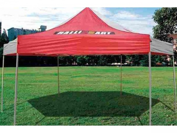 Iron Frame Easy Pop Up Tent