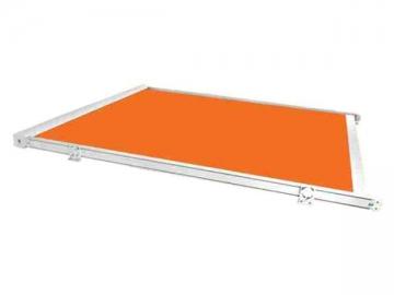 Aluminum Frame Retractable Canopy