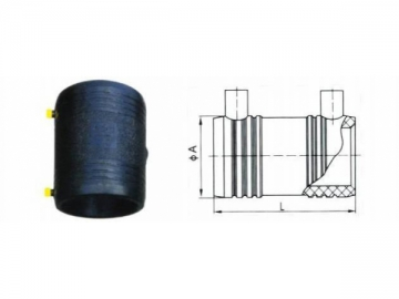 Electric Fusion Fittings, HDPE Gas Pipe Fittings
