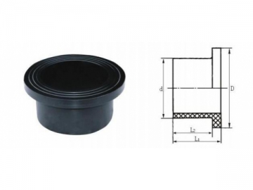 Butt Fusion Fittings, HDPE Gas Pipe Fittings