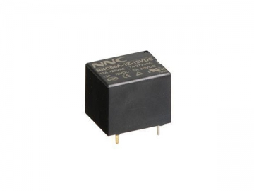 NNC66A Miniature Electromagnetic Relay