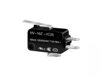 NV-16Z1/21Z1 Mini Micro switch
