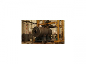 Oil and Gas Fired Hot Water Boiler
