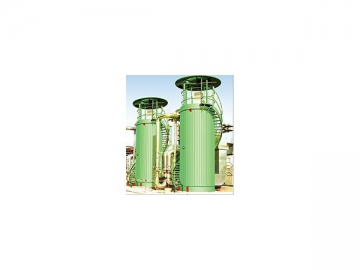 Oil and Gas Fired Thermal Oil Boiler