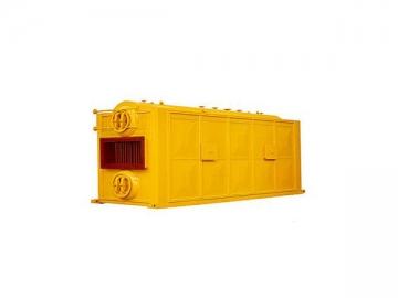 Flue Gas Waste Heat Recovery Boiler