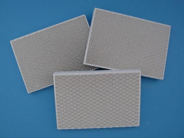 Infrared Honeycomb Ceramic Burner Plate