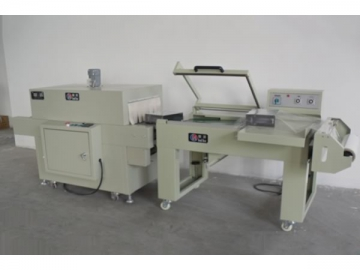 Semi-Automatic Shrink Wrap Machine