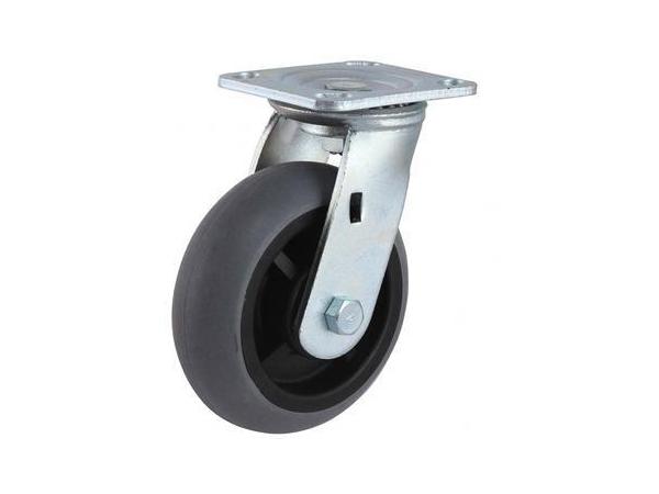 Conductive Artificial Rubber Wheel Caster