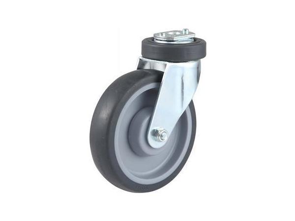 High Strength Artificial Rubber Wheel Caster