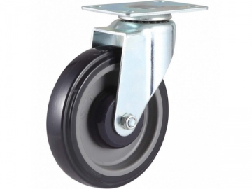 60~100kg High Strength Polyurethane Wheel Swivel Caster