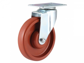 60~100kg Plastic Wheel Swivel Caster