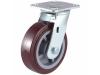 280~420kg Heavy Duty Polyurethane Wheel Caster