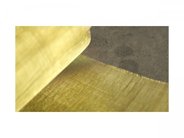 Brass Woven Wire Cloth