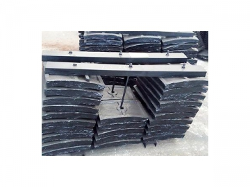 Manganese Steel Ball Mill Liner