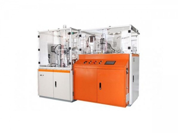 Double Wall Paper Cup / Container Making Machine