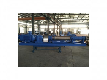 Progressive Cavity Pump in Chemical and Mining Slurry Pumping