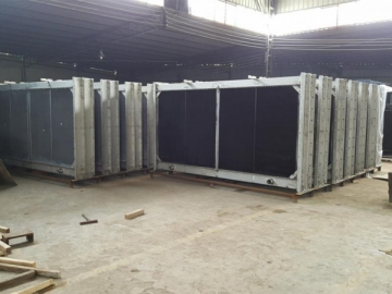 Marine Diesel Generator Cooling Radiator
