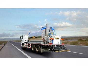 HGY5256GLQ Rubber Asphalt Distributor Truck