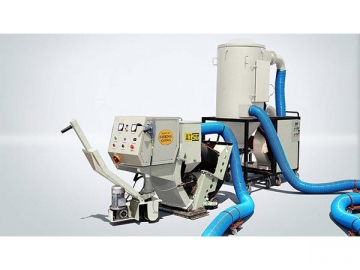 GYSPW2080 Road Shot Blasting Machine