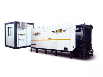 GYCBL200 Asphalt Recycling Equipment