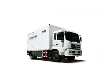 Water Purification Truck