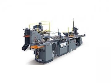 S600 Set Up Box making machine