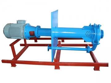 Vertical Slurry Pump in Flue Gas Desulphurization System