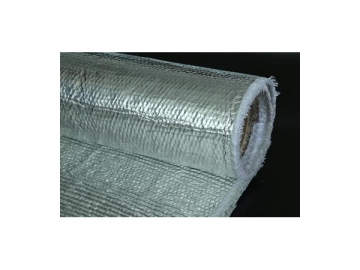 Heat Resistant Aluminized Ceramic Fiber Fabric