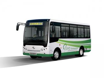 6m Electric Bus, XMQ6662G EV