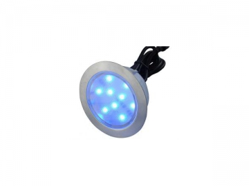 Outdoor RGB Deck Light and Downlight, Item SC-B107C LED Lighting