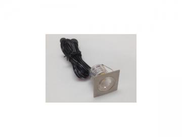 Square Outdoor Deck LED Light, Item SC-B113 LED Lighting