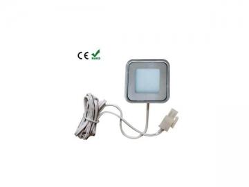 Square LED Plinth and Deck Light, Item SC-B102A LED Lighting