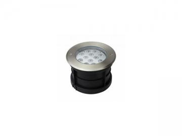 Outdoor Landscape High Power LED Inground Light, Item SC-F120 LED Lighting