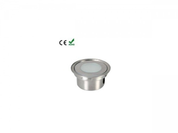 Outdoor Inground LED Deck and Stair Light, Item SC-F104 LED Lighting